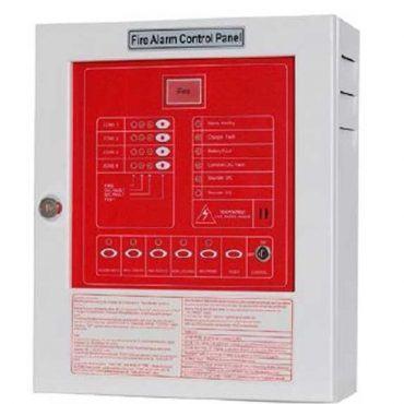 Tủ báo cháy thông dụng 24 zone bao gồm Acquy.