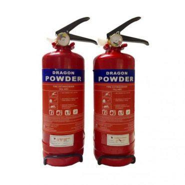 Bình bột chữa cháy BC 1kg Dragon Powder