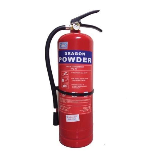 Bình chữa cháy bột Dragon Powder ABC 4kg0