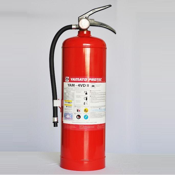 Bình chữa cháy oto 1kg yamato Protec0