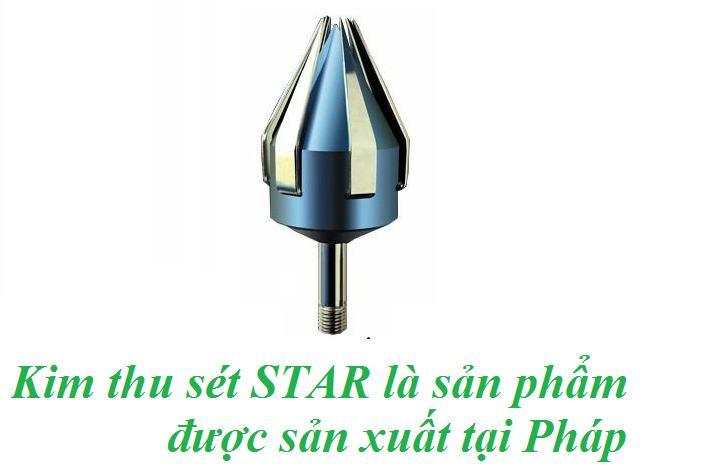 Kim thu sét STAR 6.45
