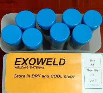 Thuốc hàn hóa nhiệt exoweld lọ 90g