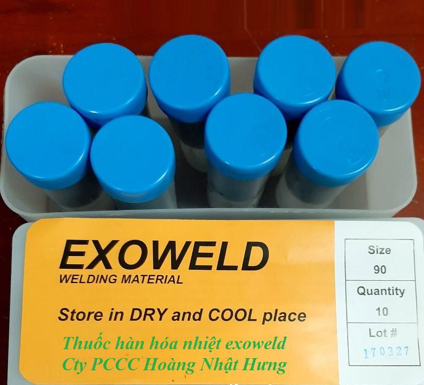 thuật thuốc hàn exoweld