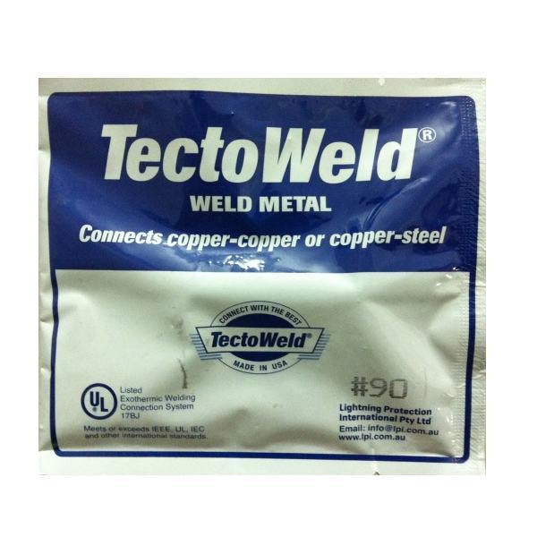 Thuốc hàn hóa nhiệt TectoWeld 150g0